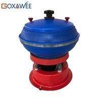 GOXAWEE 3 кг полировальная машина вибрационный тумблер вибрационная полировальная машина для металлических ювелирных изделий полировальная м