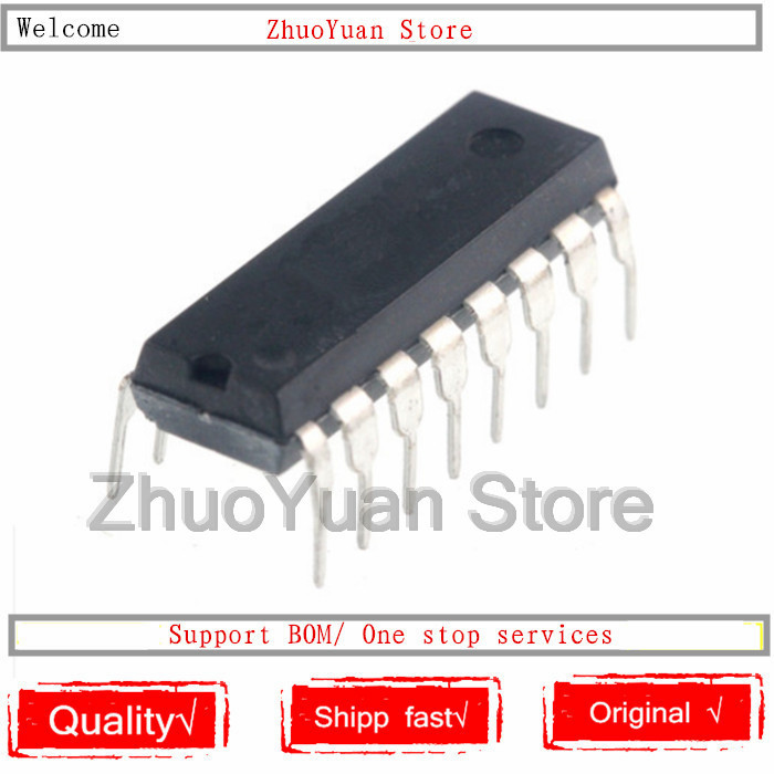 1PCS/lot New Original GB98ADN DIP-16 ZIP23 IC Chip