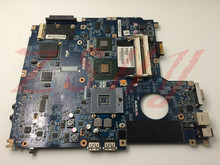 for Dell Vostro 1510 laptop motherboard PM965 DDR2 0J603H JAL30 LA-4121P Free Shipping 100% test ok for dell studio 1735 laptop intel motherboard 0h274k h274k pm965 ddr2 with graphics chip tested