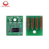 24B6186 Compatible Toner Chip for Green Lexmark -XM3150/M3150