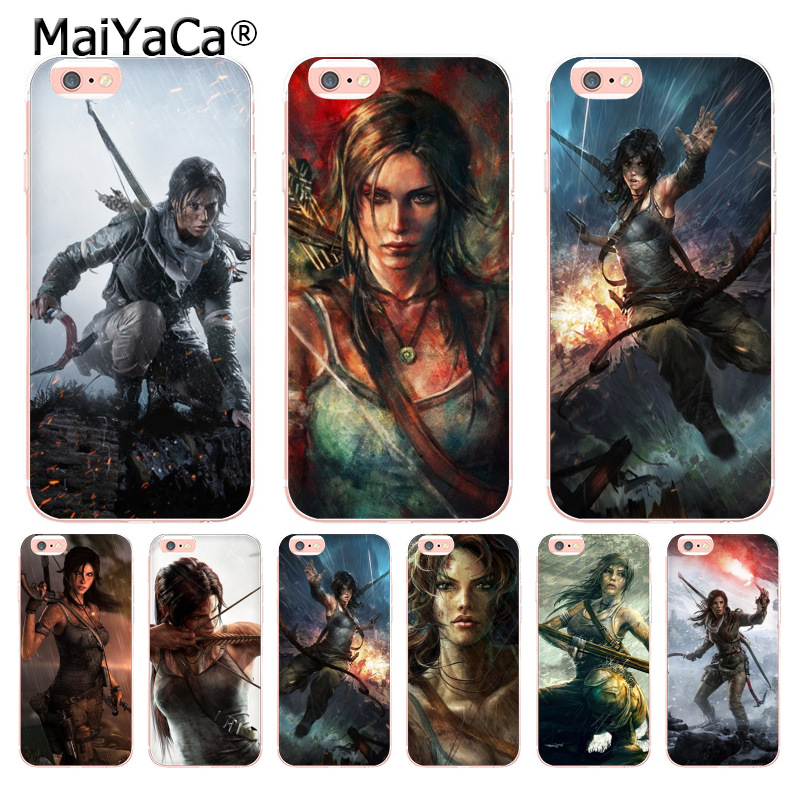 coque iphone 6 lara croft