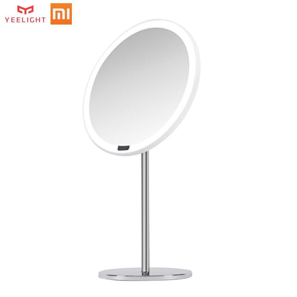 Nouveau Yeelight Portable lumière LED Dimmable intelligent capteur de mouvement lumière de nuit miroir de maquillage pour xiaomi maison intelligente pour xiaomi