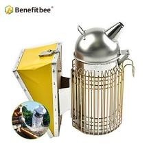 Beekeeping Smoker Benefitbee Top Brand Bee Smokers Stainless Steel Hive Tools Apiculture Equipment