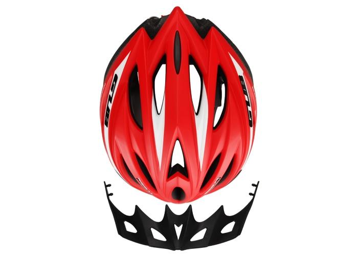 13e98d49a01b9 GUB M1 Ultralight 21 vents Cycling MTB Mountain Road Bicycle Bike Helmet  Women Men half packed type in-mold Visor L 55-61cm