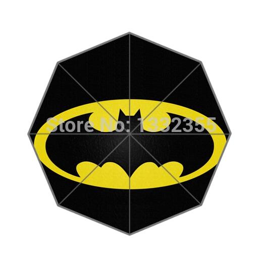 Fashion Design Umbrella Custom Batman Folding Umbrella For Man And Women Free Shipping UPC-102