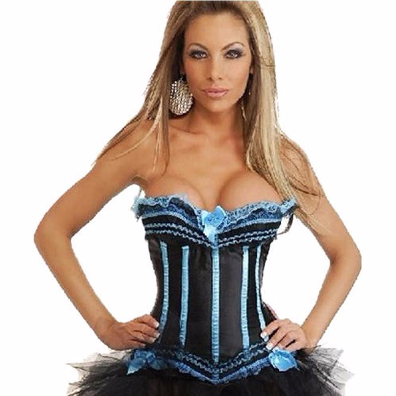Plus-Size-Light-Blue-Strapless-Burlesque-Corset-S-6XL-W588068D-1