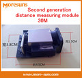 Envío Gratis Segunda generación Sensor de Medición de Distancias por láser 30 M +-1mm distancia de Medición de frecuencia Máxima 20 HZ Módulo De Sensor láser