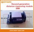 Livre o Navio de Segunda geração Sensor de Medição de Distância a laser 30 M +-1mm Max distância de Medição de freqüência 20 HZ Módulo Sensor Laser