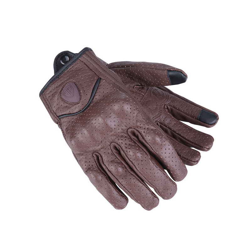 Image 3 - Motorcycle Gloves Leather Gloves Waterproof Motorcycle Gloves Summer Racing Full Finger Motorcycle Glove Women Men Touch Screen-in Gloves from Automobiles & Motorcycles