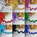 3/8 дюйма, 10 лет, разноцветная блестящая бархатная лента, товары для свадебной вечеринки, декоративные поделки