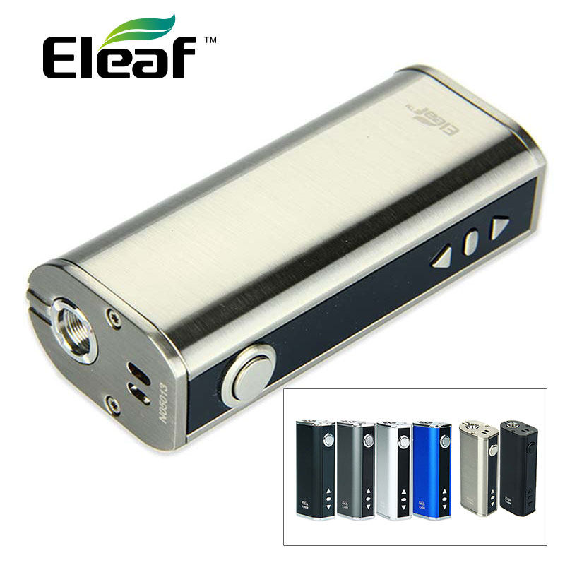 Sales! Eleaf iStick TC 40W Battery 2600mah Temperature Control istick 40W Mod with OLED Screen Electronic Cig Mod Battery