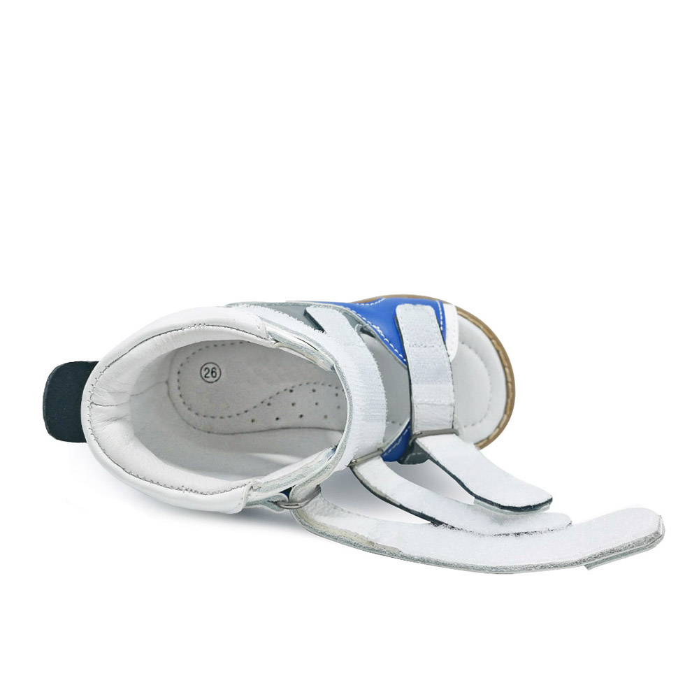 Ortoluckland New Orthopedic boys and girls shoes Baby  Breathable Arch Support Sole Summer Sandals Children Fashion Shoes
