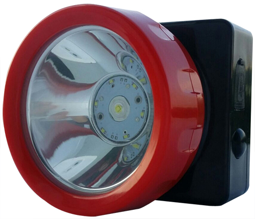 Free Shipping 252pcs/lot <font><b>Best</b></font> Price HENGDA LED Miner Light Outdoor Headlamp LD-4625