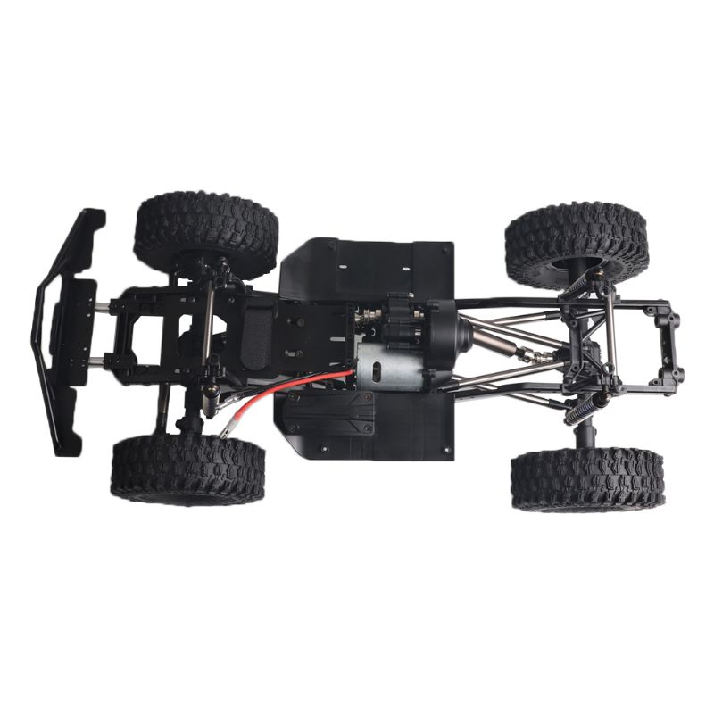 2019 새로운 도착 313mm/12.3 인치 휠베이스 섀시 1/10 RC 크롤러 SCX10 II 90046 90047-에서부품 & 액세서리부터 완구 & 취미 의  그룹 2