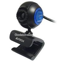 A4-TECH PK-752F WebCam Mini câmera HD Microfone Embutido motorista Livre