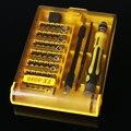 45 в 1 точность многоцелевой комплект отверток ремкомплект открытие инструмент Fix для iPhone / ноутбука / смартфон / с коробкой чехол