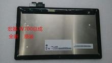 Neue Für acer Iconia Tab W700 B116HAT03.1 Voll Digitizer Touchscreen Glas SensorLCD Display Panel Screen-Monitor lcd
