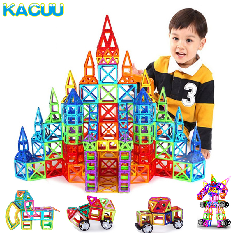 Regular/Big Size Magnetic Designer Building Construction Toys Set Magnet Educational Toys For Children Kids Boys Girls Gift magnetic puzzle of children s magnetic collage of wood boys and girls baby girls picture board baby building and yizi toys 2