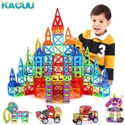 Regular/Big Size Magnetic Designer Building Construction Toys Set Magnet Educational Toys For Children Kids Boys Girls Gift