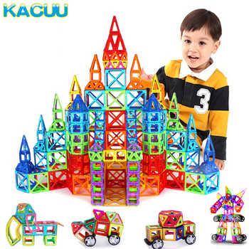 Regular/Big Size Magnetic Designer Building Construction Toys Set Magnet Educational Toys For Children Kids Boys Girls Gift - Category 🛒 Toys & Hobbies