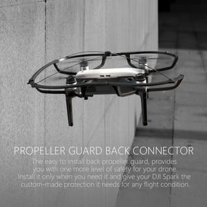 Image 5 - DJI ניצוץ כיסוי מדחף משמר & נחיתה הגנה עבור DJI ניצוץ Drone אביזרי משמר פגוש להב