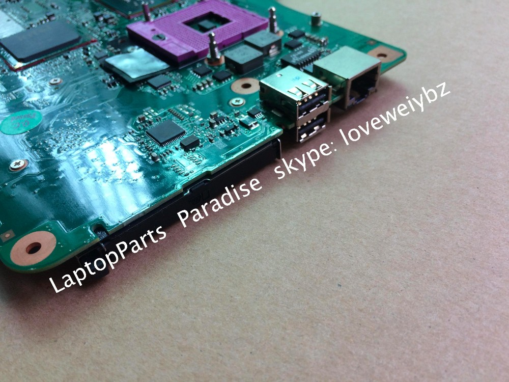 2 For Toshiba Satellite L300 L305 Laptop motherboard GL40 V000138880 6050A2264901-MB-A02