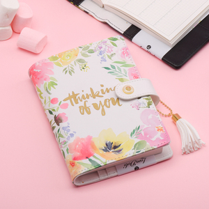 Image 4 - Lovedoki Mid Summer Series Thick Notebook 2019 Weekly Plan A6 Planner Creative Student Diary Supplies Korean gift Stationery