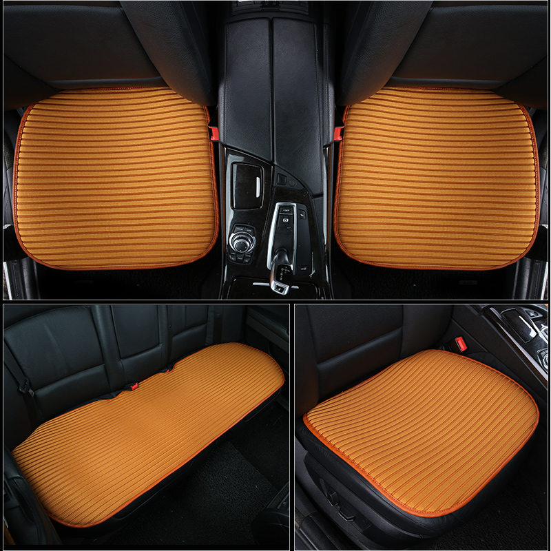 Four Seasons General Car Seat Cushions Car pad Car Styling Car Seat Cover For Citroen ELYSEE C3-XR C4L C5 C6
