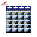 20pcs/4pack Wama New LIR2025 3.6V Li-ion Lithium Button Batteries Replace CR2025 BR2025 Cell Car Remote Coin Battery