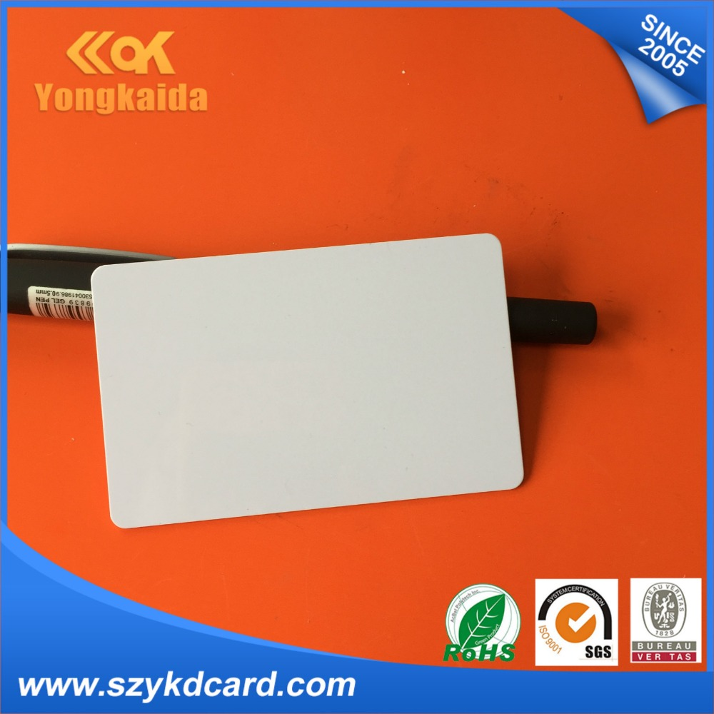 800pcs Ntag215 Chip 13.56mhz Rfid Smart Card For Access Control System