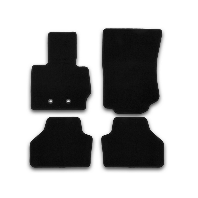 где купить Mats in salon Klever Econom For BMW X3 F25, 2010-2016, cross... 4 PCs (textile) дешево