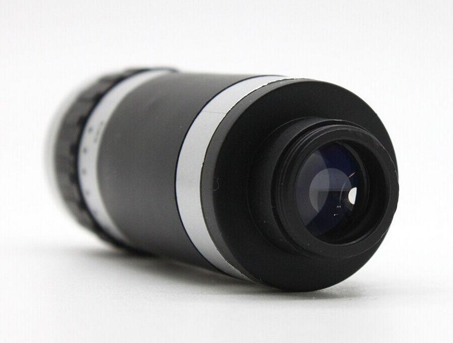 Elecguru Universal 8X Optical Zoom Telescope Camera Lens with Mini Tripod Holder for Mobile iPhone Samsung Galaxy S5 I9600 7