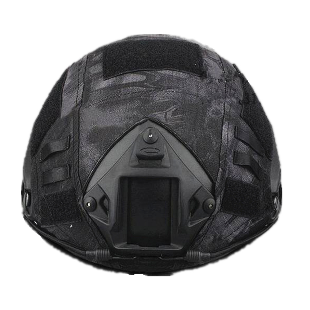 Emers helmet cover helmet cloth Paintball Wargame Airsoft Tactical Military Helmet Cover For Fast Helmet cover 6 colors choice