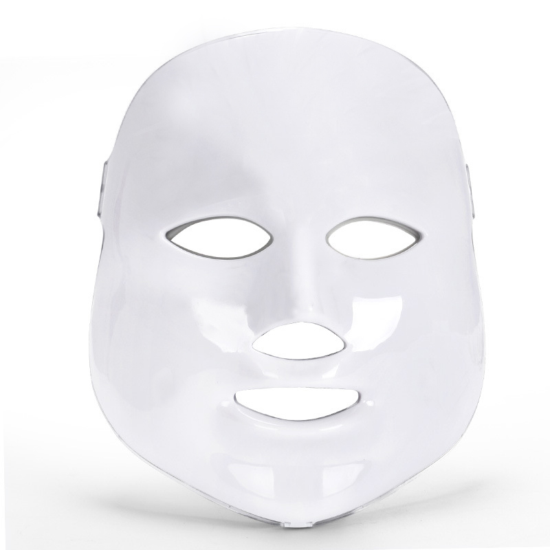 Electric 7Color LED Facial Beauty Care Mask LED Photon Therapy Facial Massage Machine Skin Rejuvenation Remove Acne Anti WrinkleElectric 7Color LED Facial Beauty Care Mask LED Photon Therapy Facial Massage Machine Skin Rejuvenation Remove Acne Anti Wrinkle