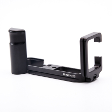 Pro Vertical L Type Bracket Tripod Quick Release Plate Base Grip Handle For Fujifilm Fuji XT10 X-T10 Camera