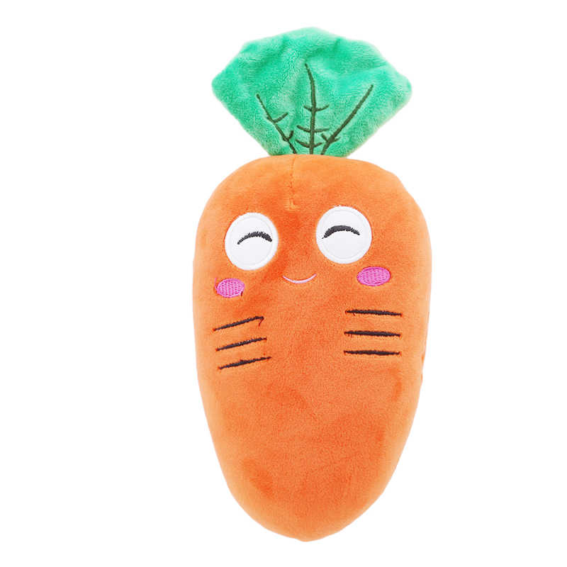 Creative Cute Baby Simulation Stuffed Carrot Stuffed With Down Super Soft Pillow Intimate Gift For Girl Plush Toys