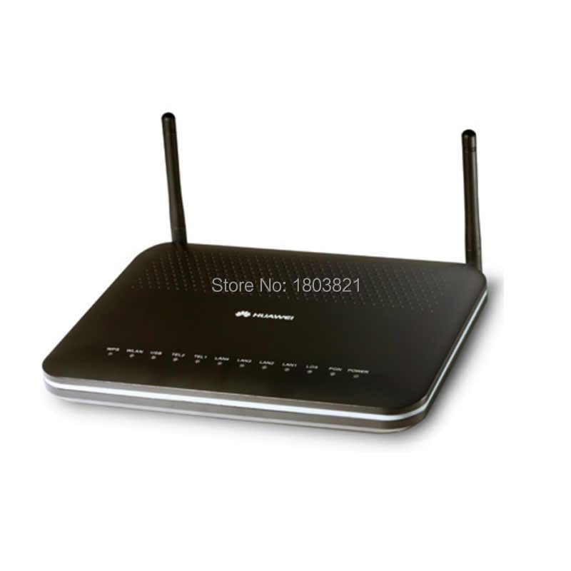 Huawei HG8245 1000Base wireles Terminal 2POTS+4GE+1USB+1WiFi GPON ONU Modem  Router Echolife Telecom Wireless Network Equipment