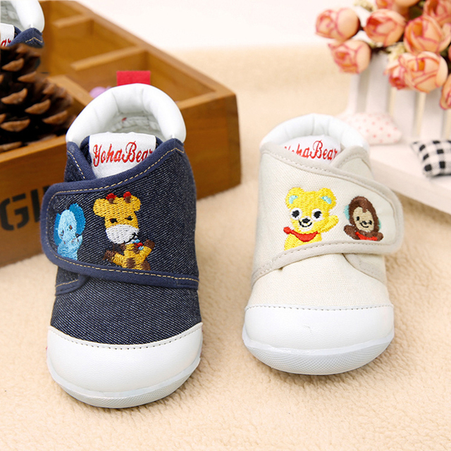 First Rubber Walkers Baby Girls Boys Shoes Polo Scarpette Neonata Children Rubber Boots Toddler Moccasins Baby Items 603176