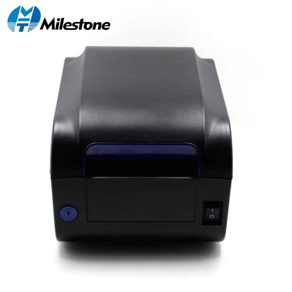 Milestone MHT P80A High Quality 80mm Thermal Receipt Bill printers Kitchen Restaurant POS Printer With Auto