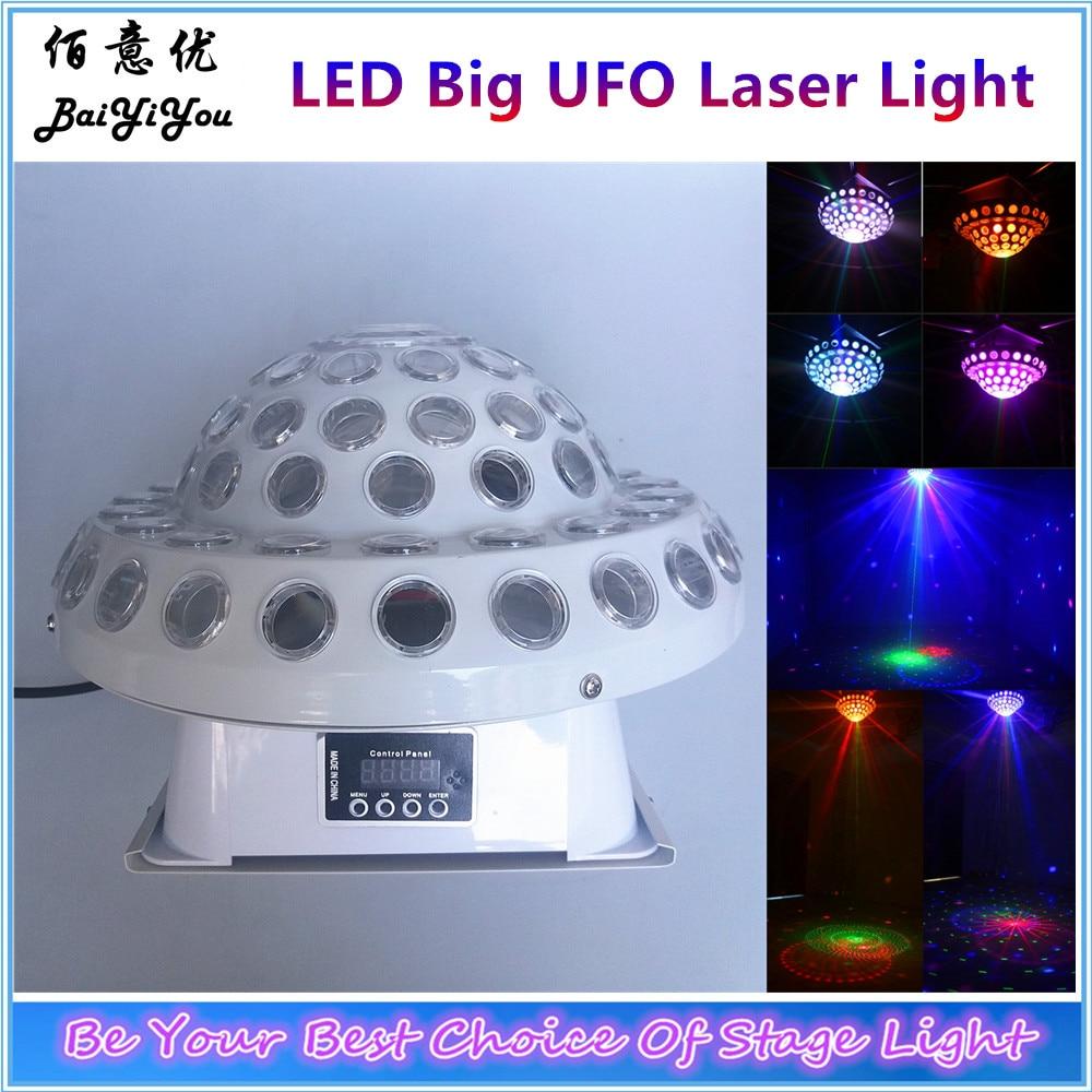 Disco KVT Effect Light LED Big UFO Laser Light LED Full