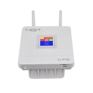 Image 3 - مقفلة 4G راوتر هوائي خارجي واي فاي الساخنة اللاسلكية 3G 4G موزع إنترنت واي فاي WAN LAN RJ45 النطاق العريض CPE جهاز توجيه ببطاقة SIM فتحة