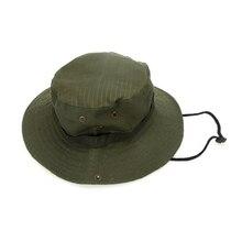 SEWS Outdoor Fishing Camping Hiking Sun Cap Round Rim Men Women Hat(dark green)