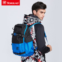 TOREAD Sport Shoulder Bag Autumn/winter New Outdoor Male / Female General Printing 28L Single Board Package for Hiking ZEBF90002