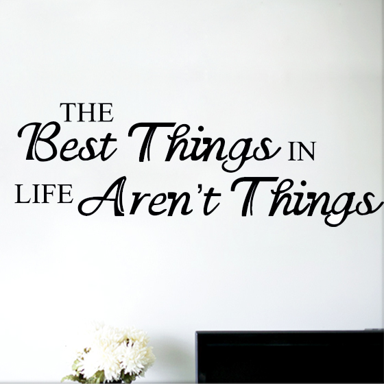 Aliexpresscom Buy Best Thing Inspirational Wall Decals Quotes