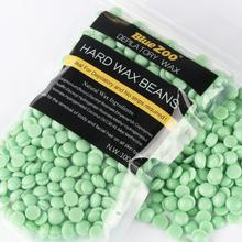 Depilatory Hard Wax Beans for Hair Removal 10 Flavours 100g