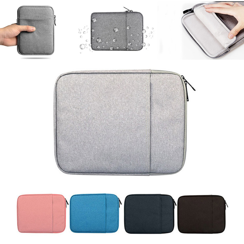 New soft Tablet Sleeve Pouch Bag for Apple iPad Air 3 <font><b>10</b></font>.5 <font><b>1</b></font> 2/iPad 5 6 9.7 11 inch case for Samsung huawei xiaomi <font><b>10</b></font> <font><b>10</b></font>.<font><b>1</b></font> inch image