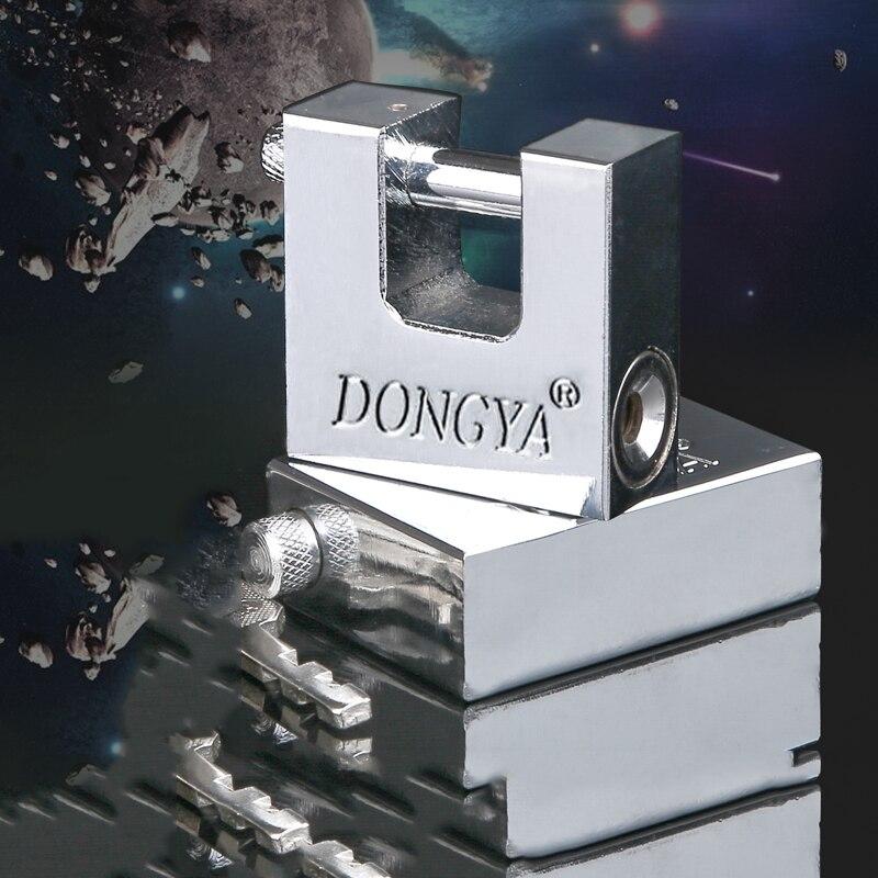 Anti-theft Door Lock tamper, waterproof Keyed padlocks so safety security padlock,locks 50mm, key atom, copper padlock locks