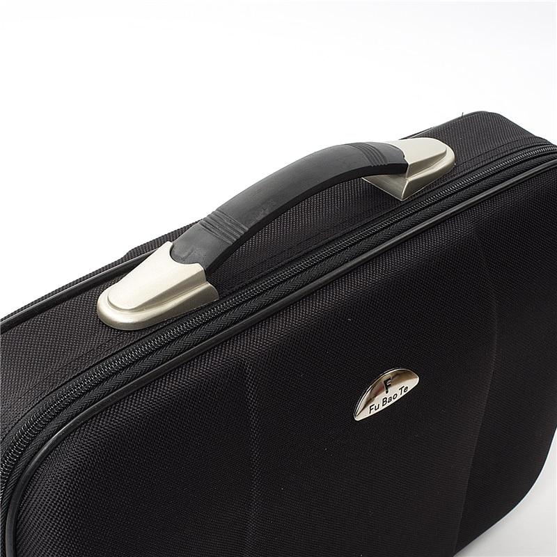 Finom ember üzleti táska Laptop táska bőrönd csomagtartó doboz - Szerszámtárolás - Fénykép 5