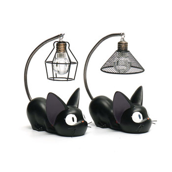 Jiji Black Cat Table Lamp 3
