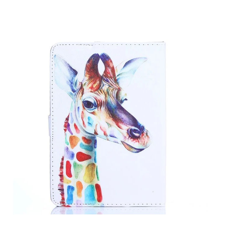 Universal Cover for Alcatel ONETOUCH ONE TOUCH Pixi 3 10 10.1 Tablet Printed PU Leather Stand Case 3240mah tablet lithium battery bateria tlp032b2 for alcatel onetouch pop 7 p310a p310 p310a pixi 7 9006w second hand
